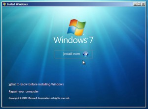 Windows 7 RC
