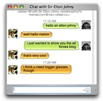 Ichat Chat With Msn