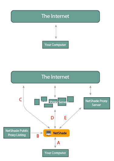 netshade diagram