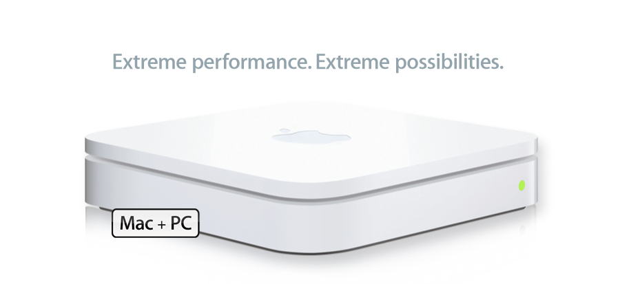 airport extreme n